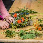 Preserving the Season Workshop: Herb Wreaths