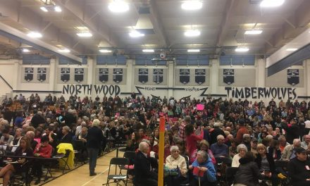 More Than 1,000 Constituents Gather At Town Hall In Irvine, But Congresswoman Mimi Walters Refuses To Attend
