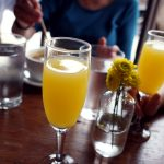 Brunch and Bottomless Mimosas