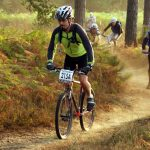 Advanced Mountain Bike Ride