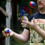 Juggling Show
