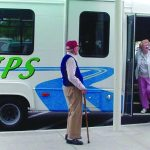 Senior Life:  Disabled and can't drive?  Irvine has TRIPS