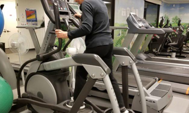 Senior Life — Youthful Lifestyle: Exercise, exercise, exercise