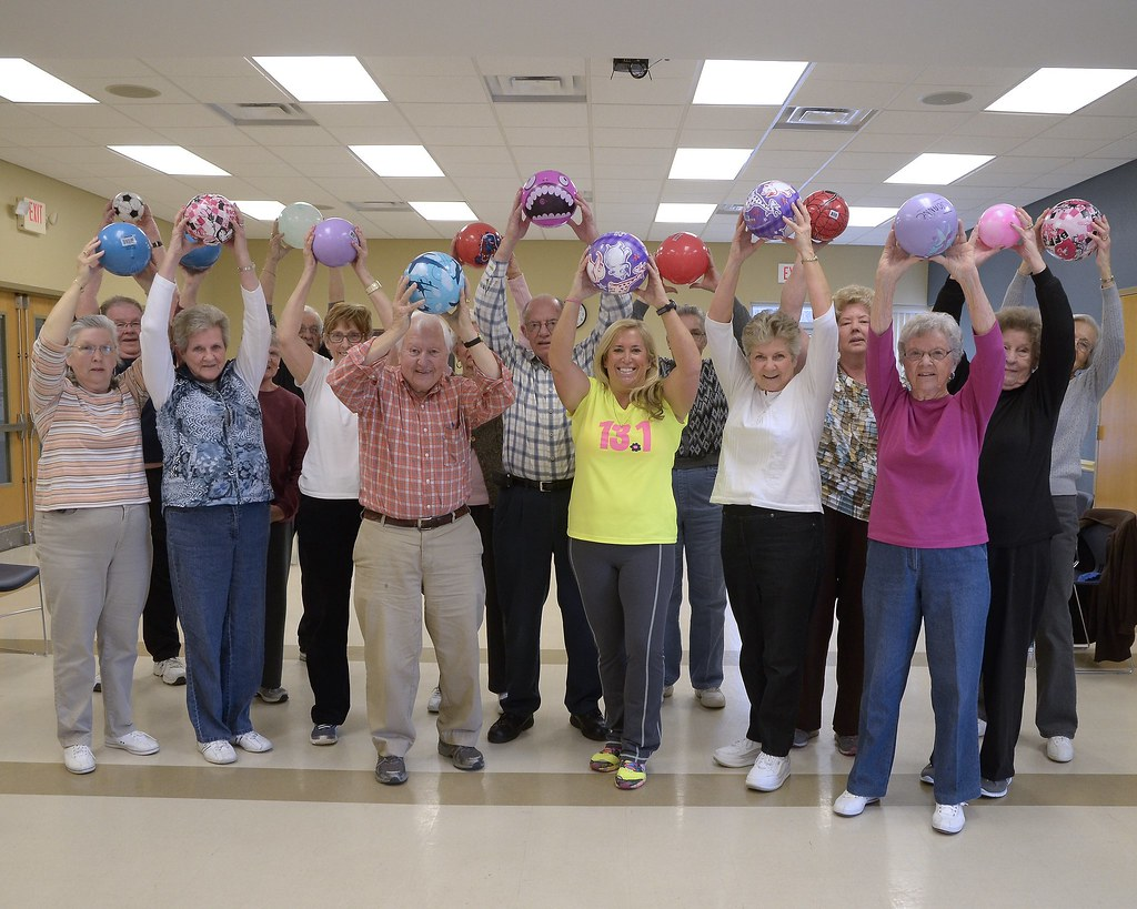 Senior Fitness Expo 2019