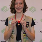 Irvine Girl Scout Ava Kopecky Honored for Saving Drowning Boy