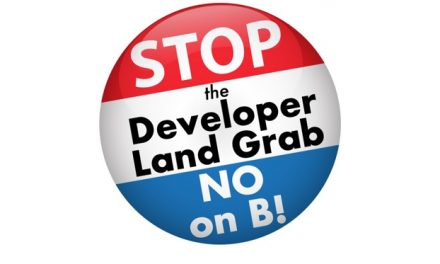 CityWatch (April) by Larry Agran: No on B!