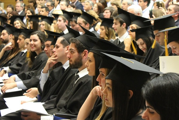 First-Generation Students Make Up More than Half of UCI Graduating