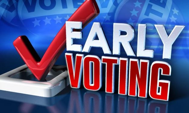 Early Voting at City Hall