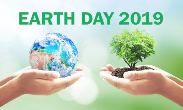 April 22nd:  Celebrate Earth Day!