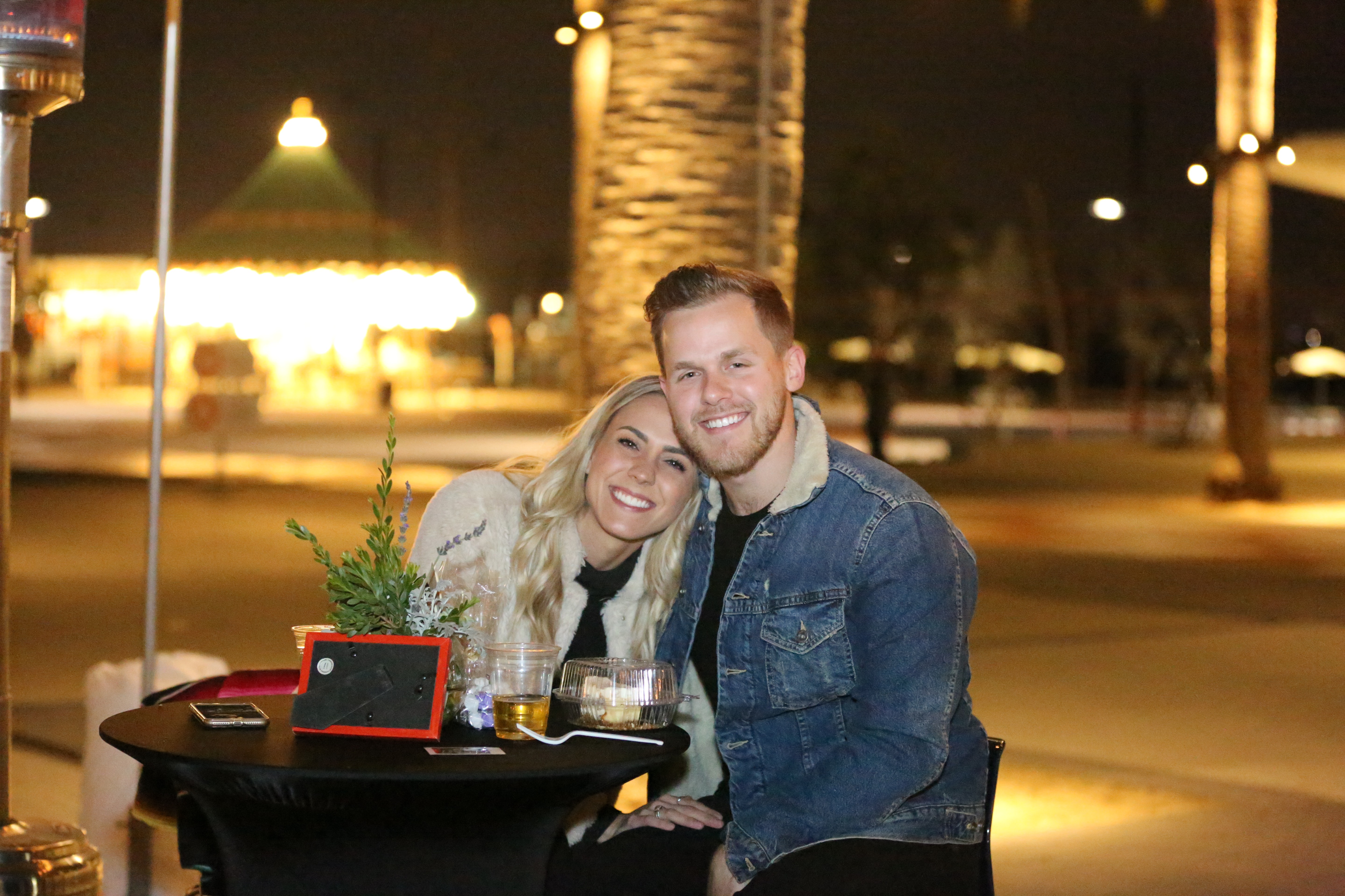 Cupid's Night Out: Couples & Bubbles
