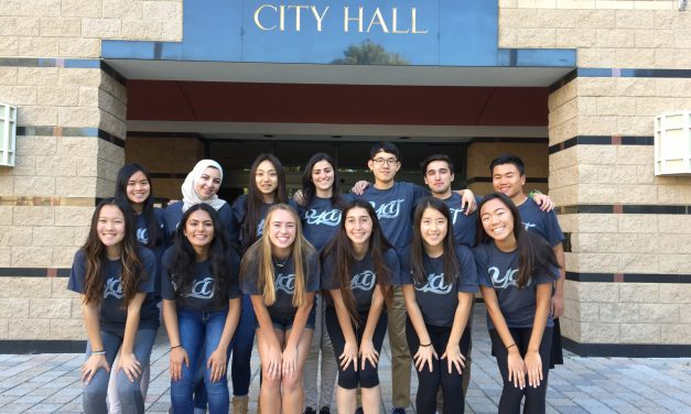 SchoolWatch: Irvine's Youth Action Team — An Excellent Opportunity for Teens