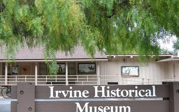 A Hidden Gem:  Irvine Historical Society
