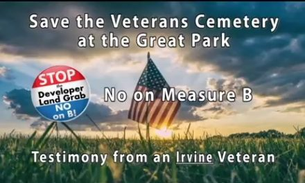 Irvine Veterans Sound Off on Measure B