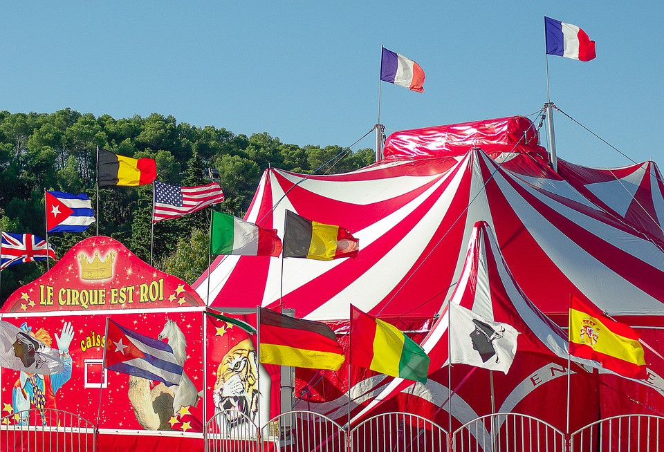 Rusty's Rock & Roll Circus