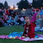 Movies on the Lawn: 'Spider-Man: Into the Spider-Verse.'