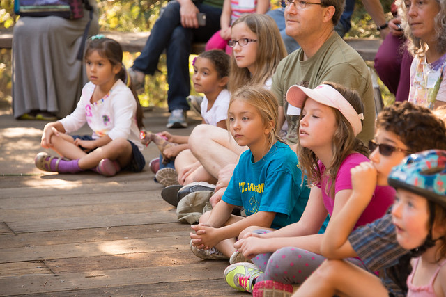 Special Storytime: Camping Adventures