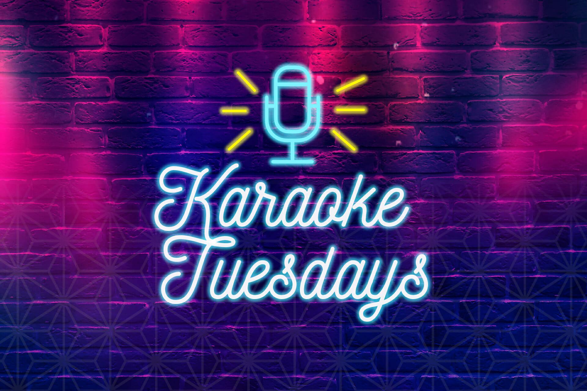 Karaoke Tuesday