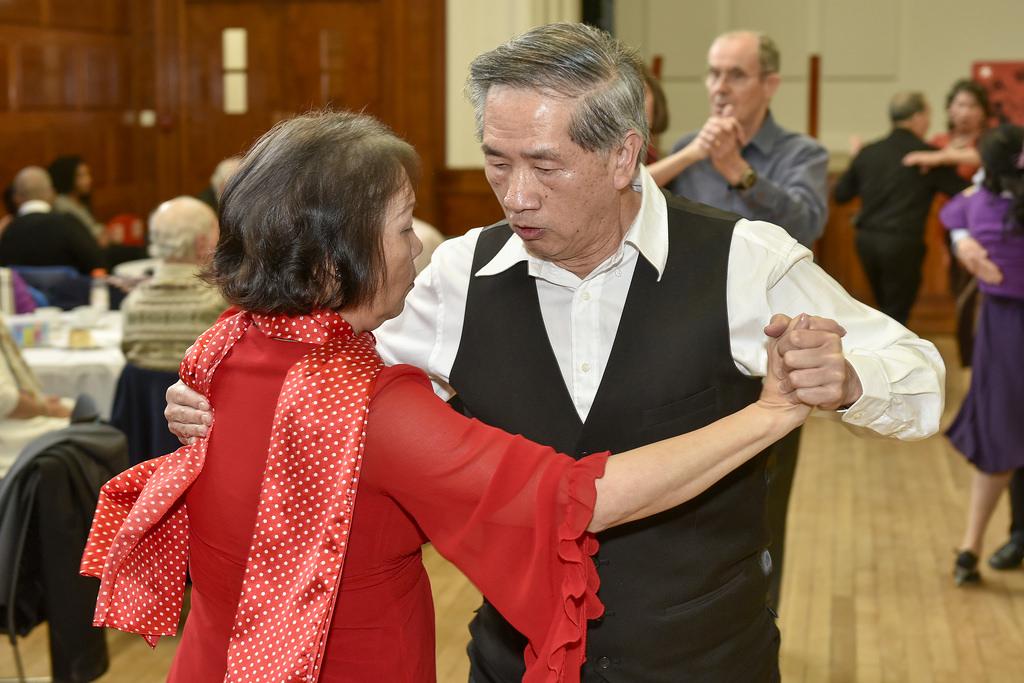 Social Tap Dance