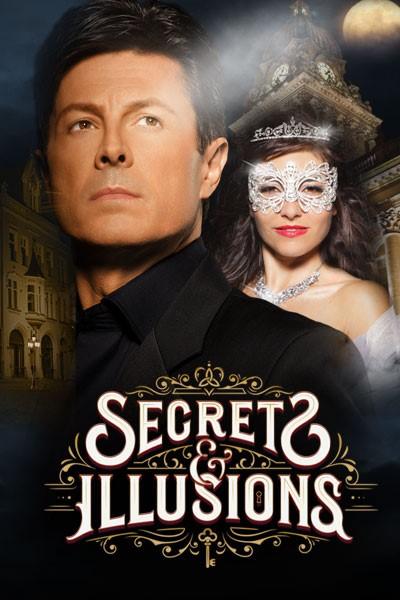 Ivan Amodei's Secrets and Illusion