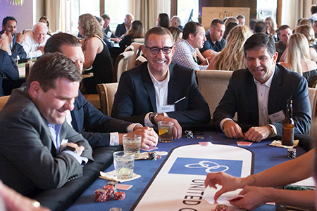 10th Annual Poker Tournament