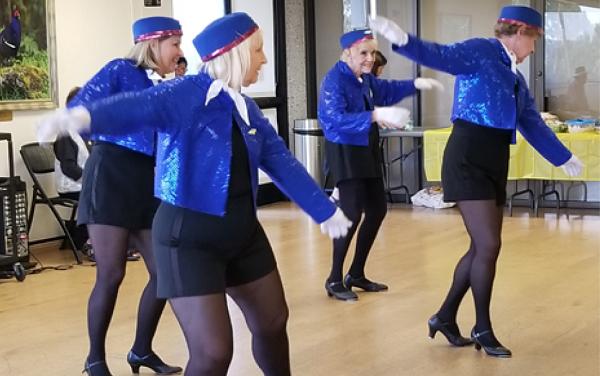 Senior Life — Youthful Lifestyle: Dancing at Irvine's Senior Centers