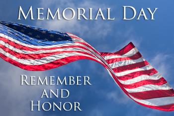 A Truly Memorable Memorial Day