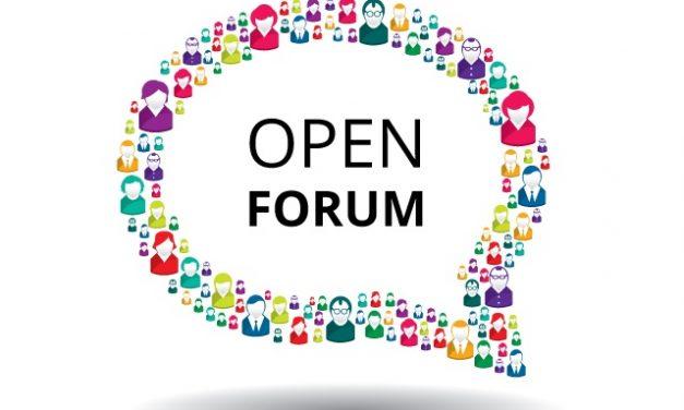 Open Forum: Legalized Bribery