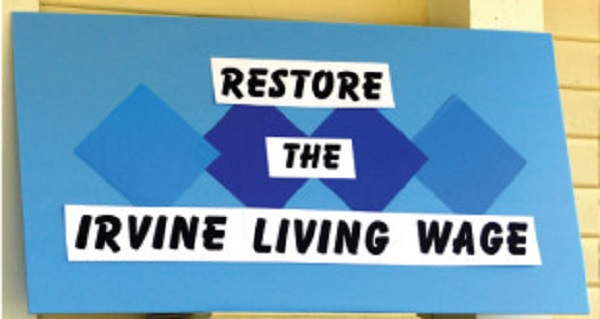 Living Wage Initiative Campaign is Launched