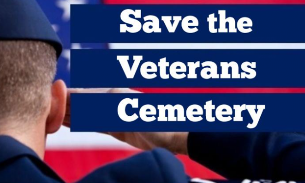 Local Veteran Launches Campaign to Fight City Hall & Save the Veterans Cemetery