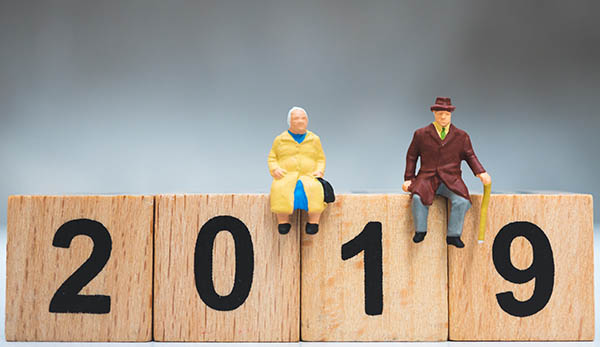 Senior Life:  New Year's Resolutions — You can do it!