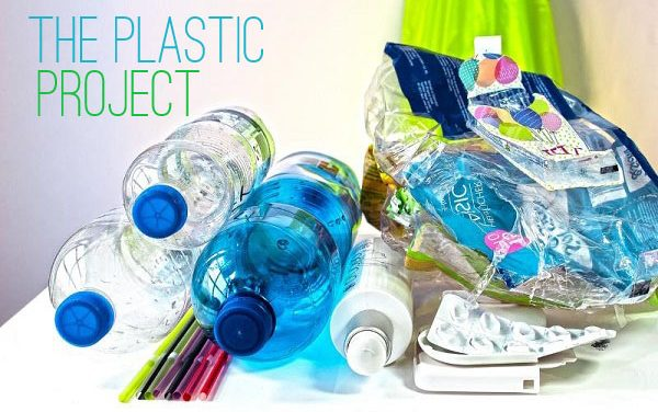 """Local Woodbridge High School Students Support the Environment with the """"Plastic Project"""""""